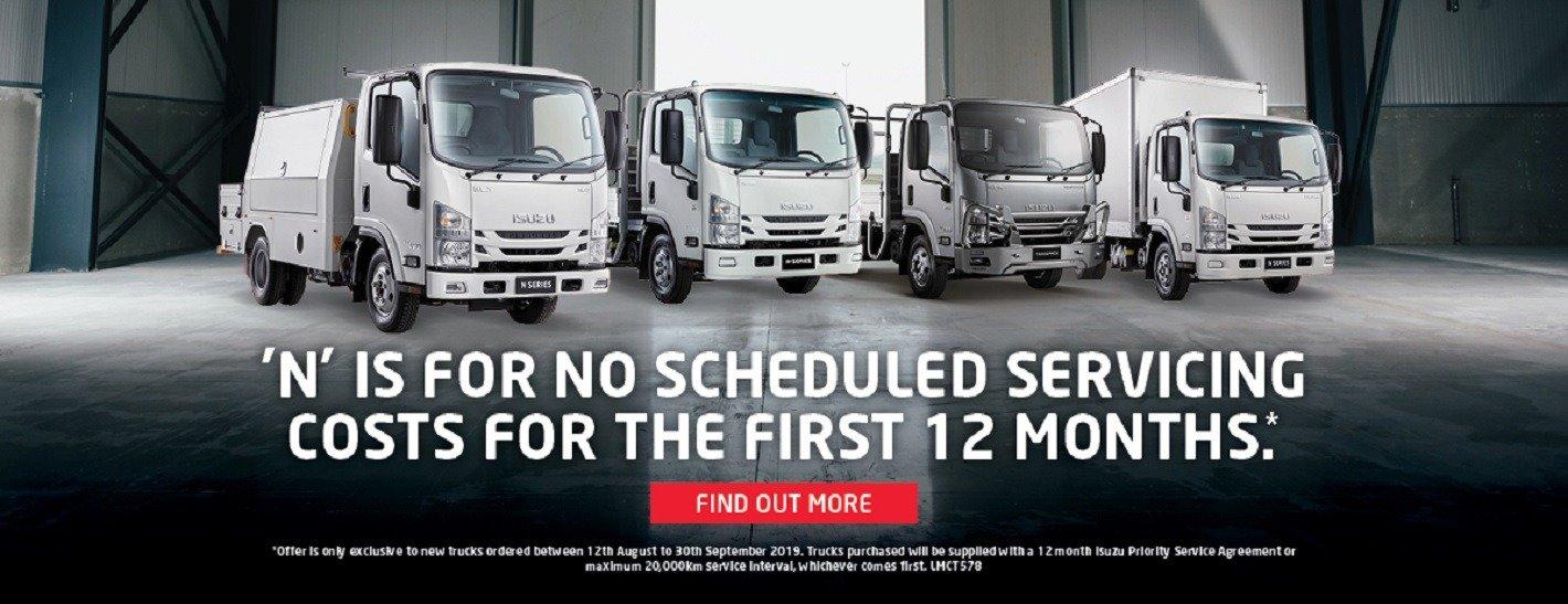 isuzu_free_service_N_Series_westar_truck_centre
