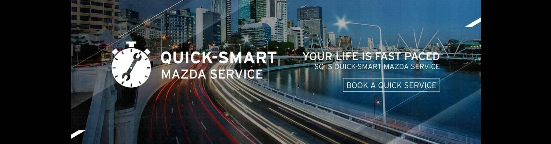Quick Service Melville Mazda Perth