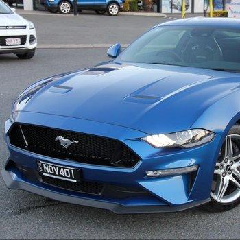 GT Mustang Blue Lightning Small Image