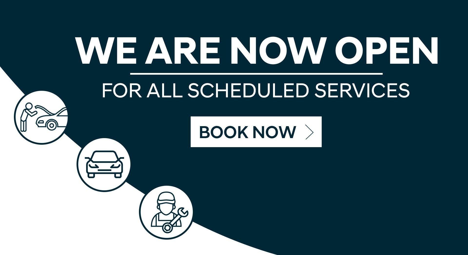 Booran Suzuki Service - Yes we are open