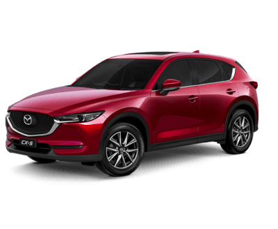 Mazda CX-5 GT Soul Red Crystal Metallic image