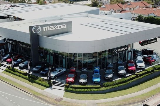 Grand Prix Mazda Aspley Welcome Image