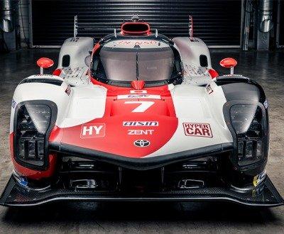 All-new GR010 HYBRID Le Mans Hypercar image