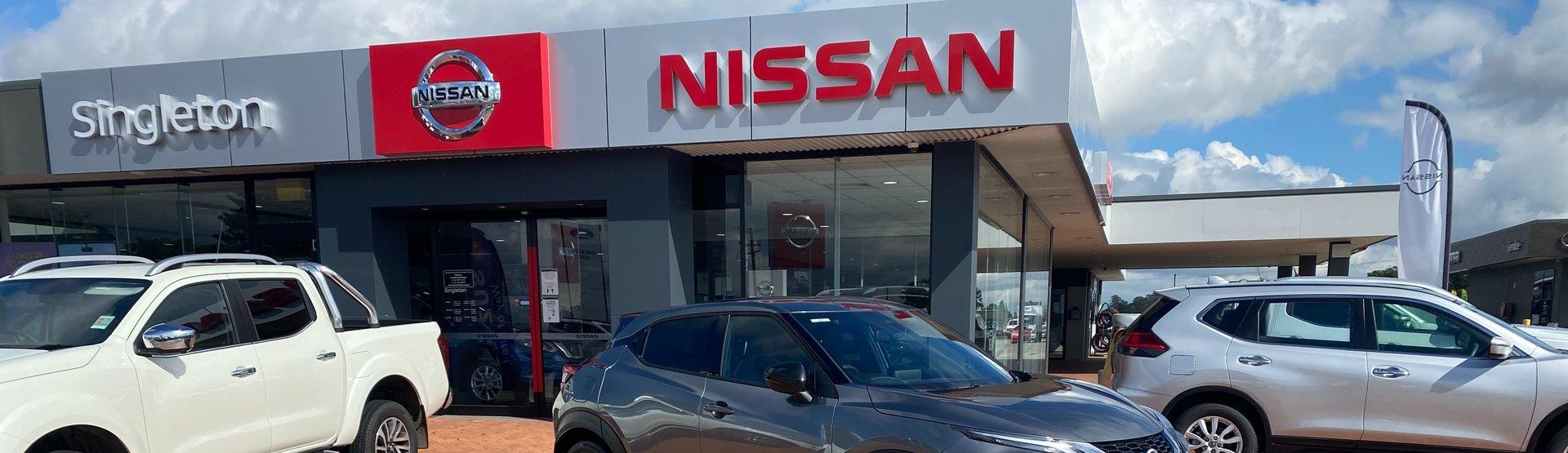 Singleton Nissan