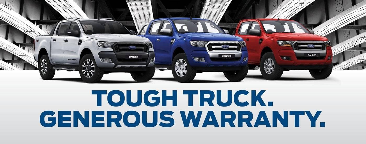 Tough Truck Generous Warranty