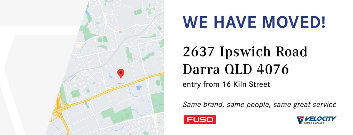 DTB We are Moving to Darra