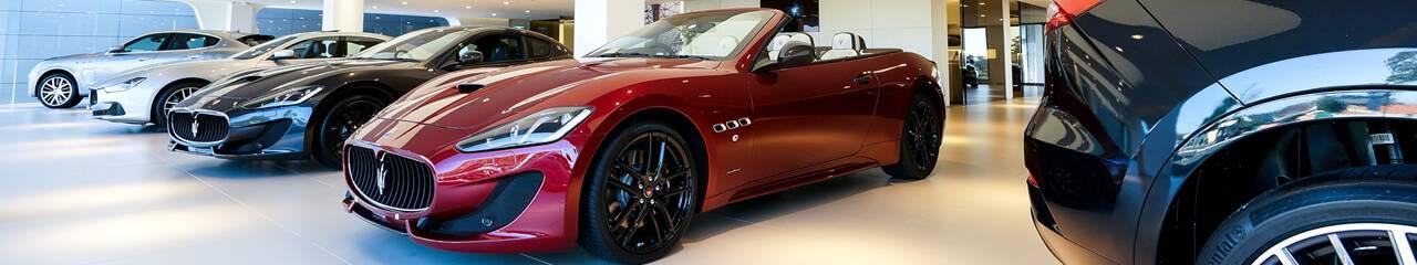 McCarrolls Maserati