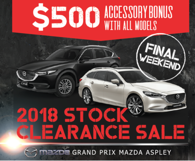 2018 Stock Clearance Sale image