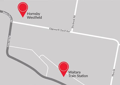 Pennant Hills Nissan - Shuttle Bus Routes