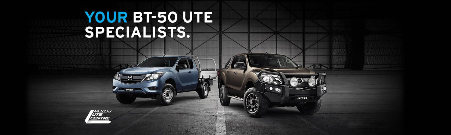 Ringwood Mazda - BT-50 Ute Specialists