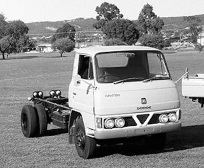 Fuso Canter 1971 image