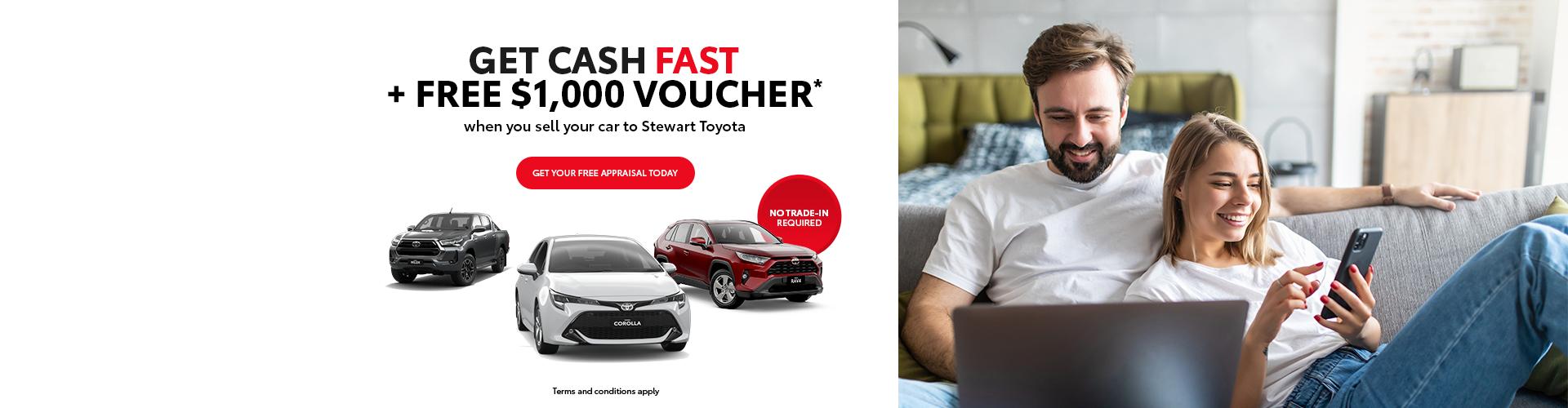 Toyota Buy Online