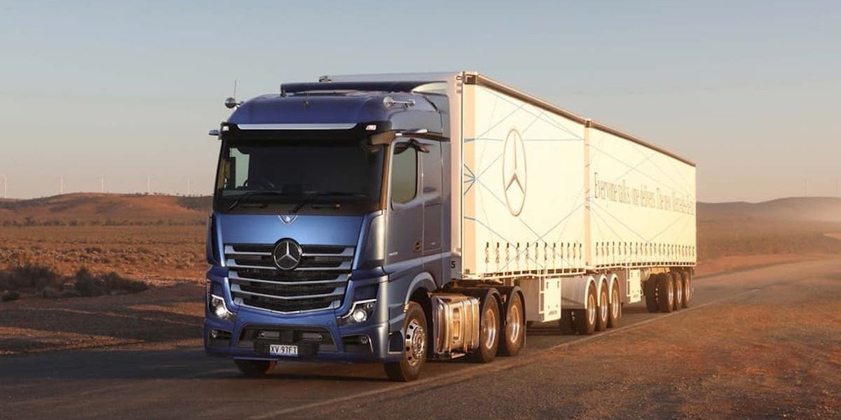 blog large image - Mercedes-Benz Actros Delivers Australian-First Mirror Technology and More