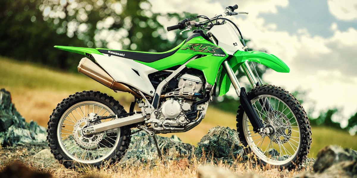 blog large image - Kawasaki 2020 KLX300R Out Now