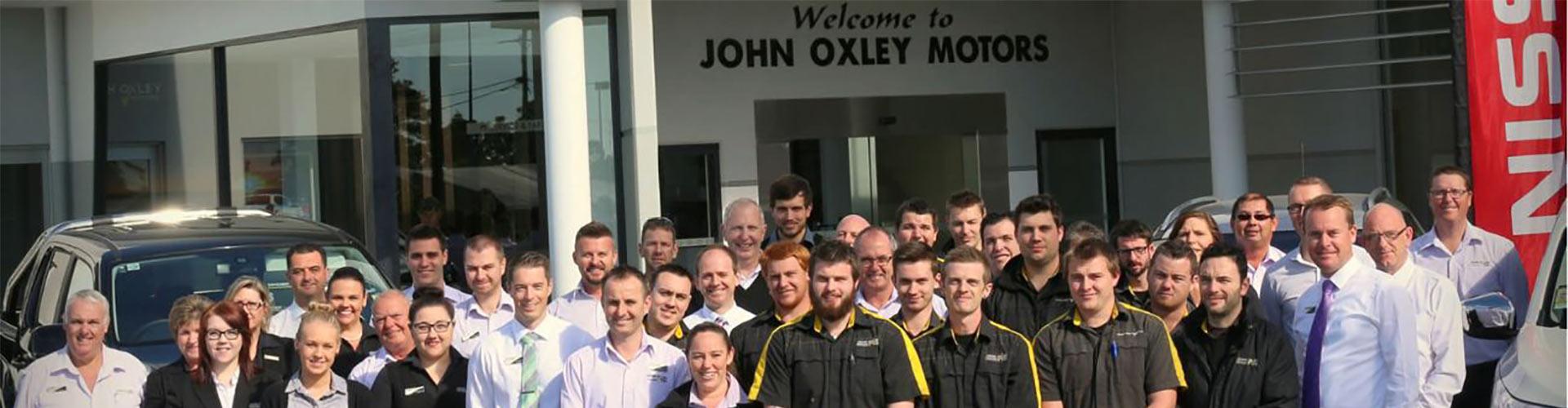 John Oxley Volkswagen