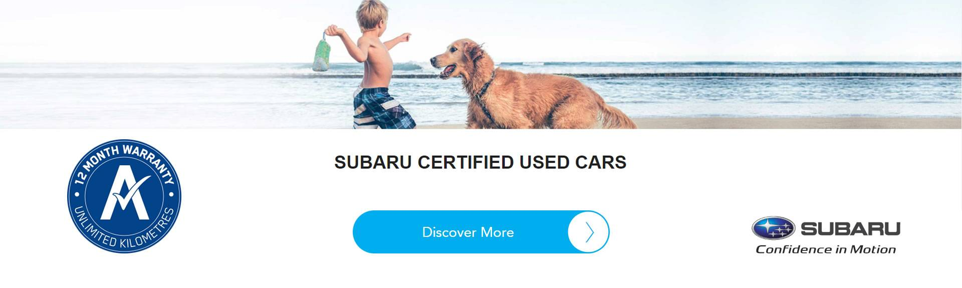 Carlin & Gazzard Subaru Assured