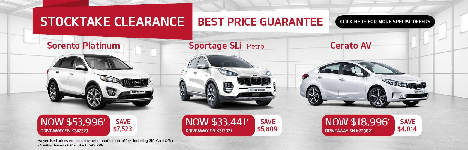 Cardiff Kia-Special Offer