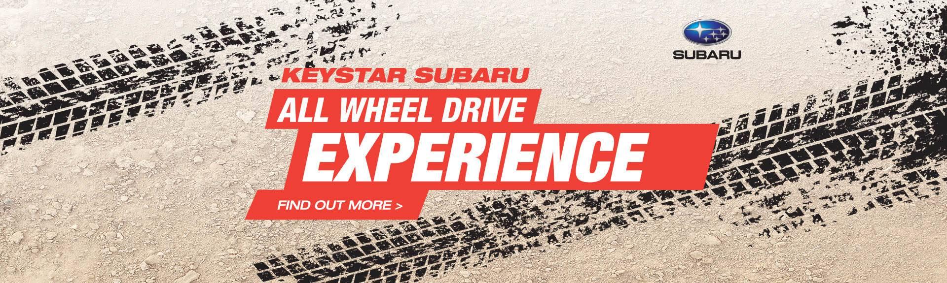 Keystar Subaru AWD Experience