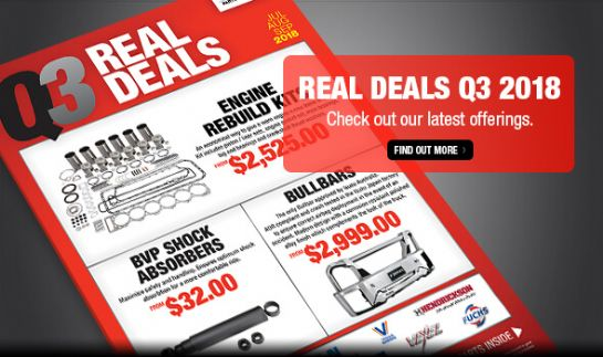 Isuzu Truck Parts - Real Deals