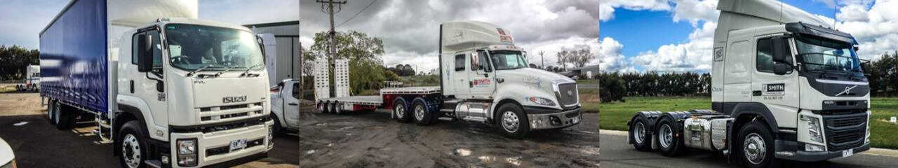 Smith Truck group Truck Hire
