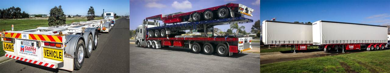 Smith Truck Group Trailer Hire