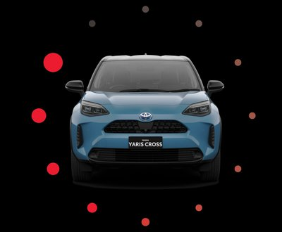 Yaris Cross is the first vehicle equipped with Toyota Connected Services image