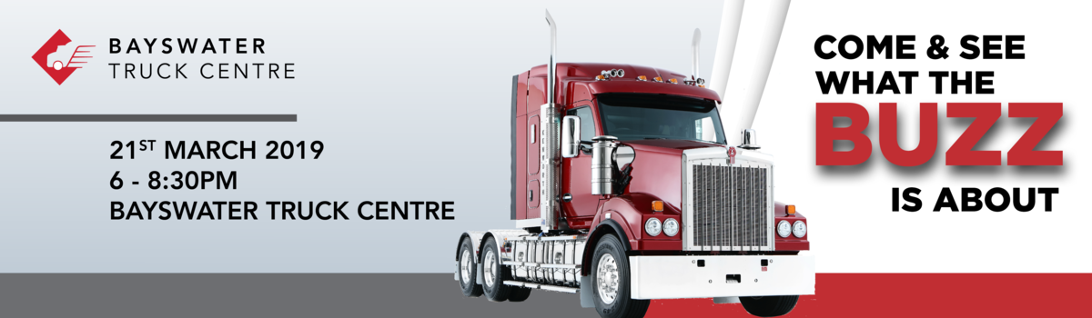 COME & SEE WHAT THE BUZZ IS ALL ABOUT AT BAYSWATER TRUCK CENTRE Large Image