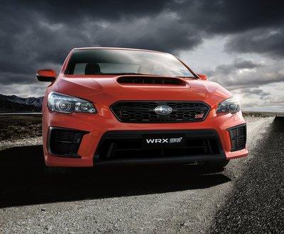 Subaru WRX sales image