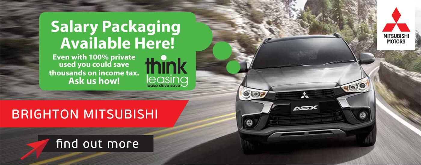 Brighton Mitsubishi Leasing
