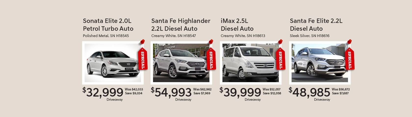 Pennant Hills Hyundai-specials