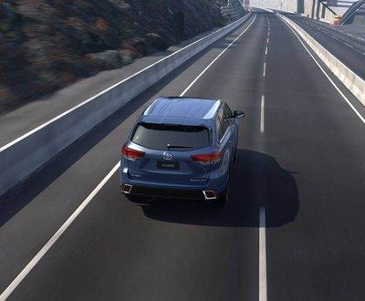 Toyota Kluger Hybrid image