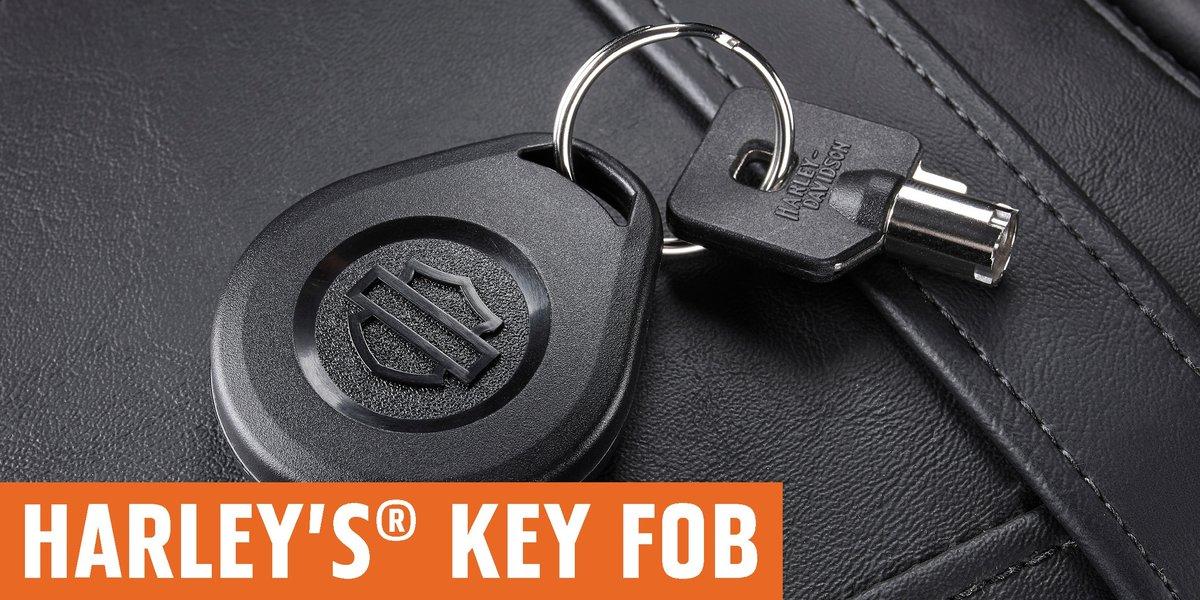 blog large image - Harley Davidson® Key Fob