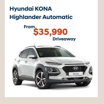 NEW KONA HIGHLANDER AUTO SUV Small Image
