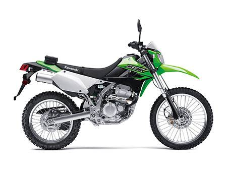 2017 KLX250S Feature 01
