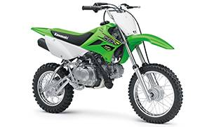 2018 KLX110L Feature 01