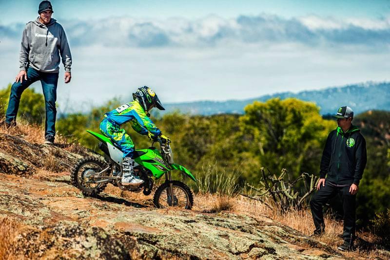 2018 Klx110 Bowen Hills Kawasaki