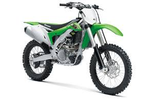2018 KX450F Feature 01