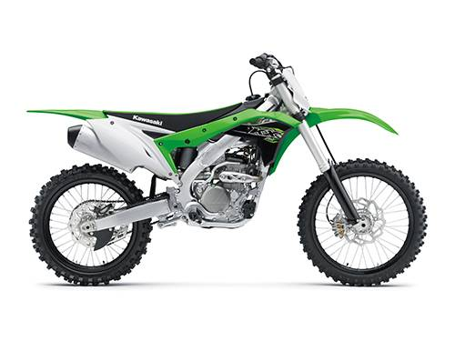2018 KX250F Feature 01