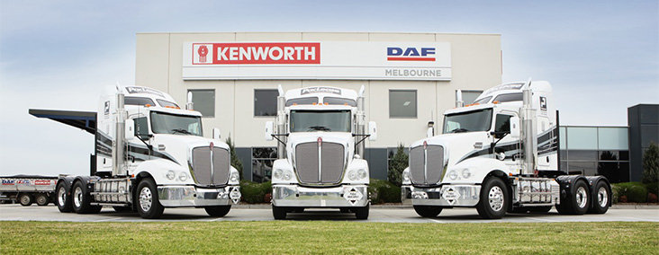 Kenworth DAF Melbourne Rental