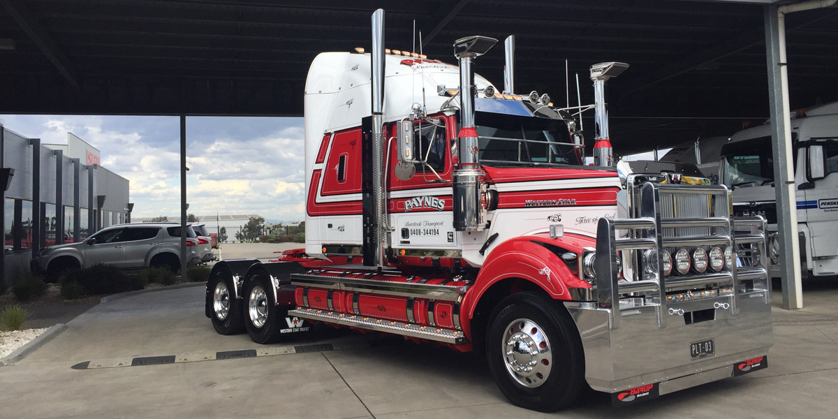 blog large image - Another Western Star to assist with Payne's Livestock continued growth.