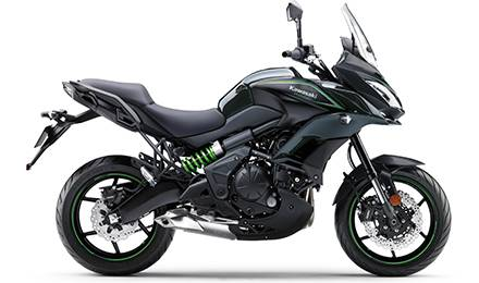 2017 VERSYS 650 Feature 01