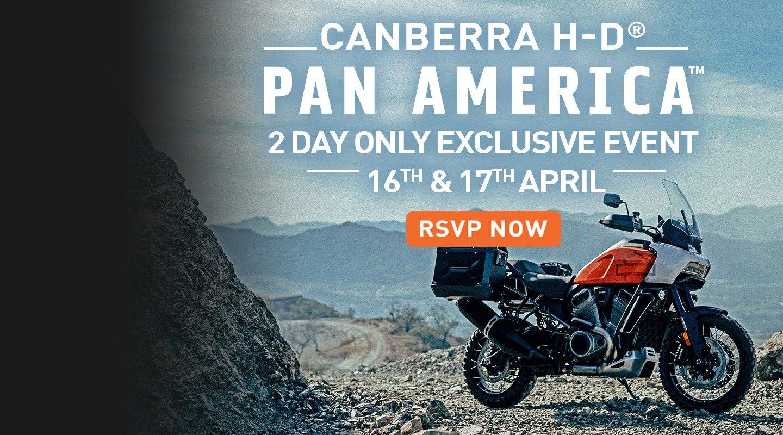Pan America Event