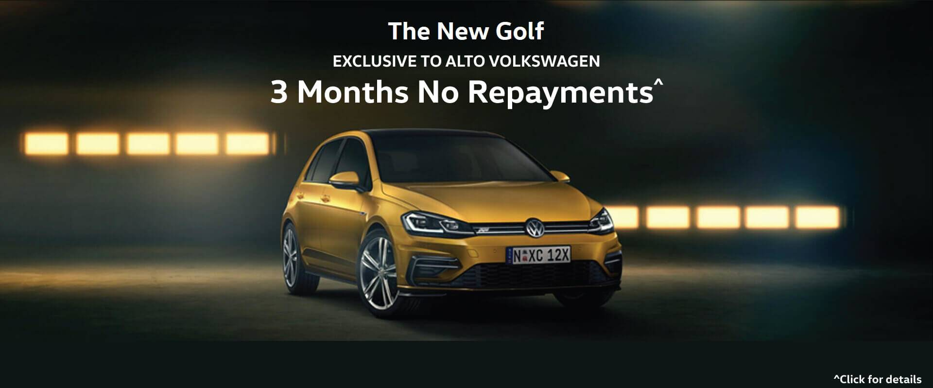 Alto Volkswagen - New Golf