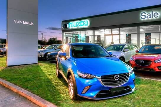 Sale Mazda