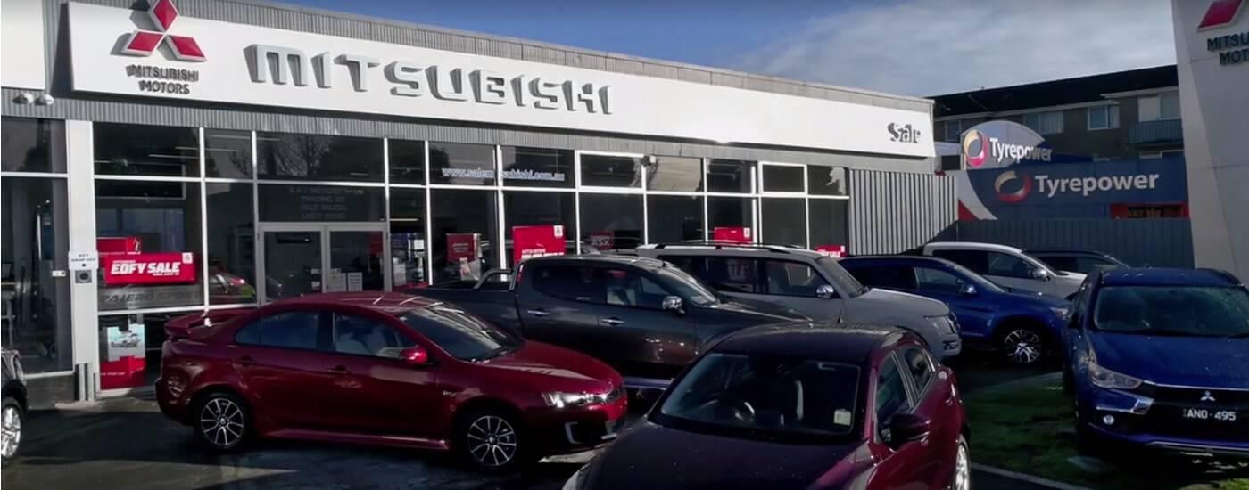 Sale Mitsubishi Dealership Image