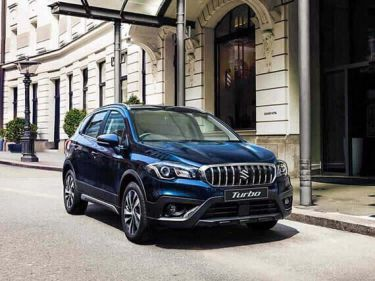 Find out more about Suzuki's extra large small car, S-Cross at Heritage Suzuki.