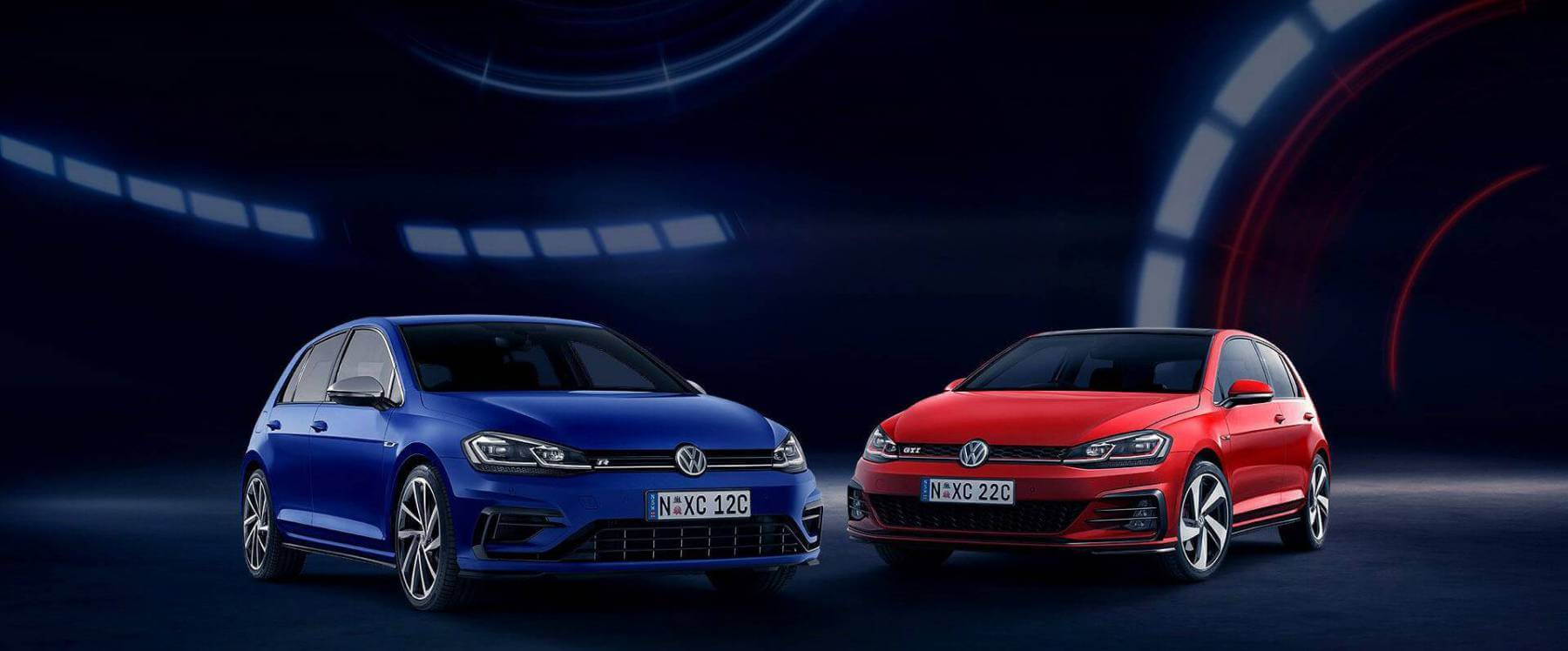 Volkswagen Golf Performance Range