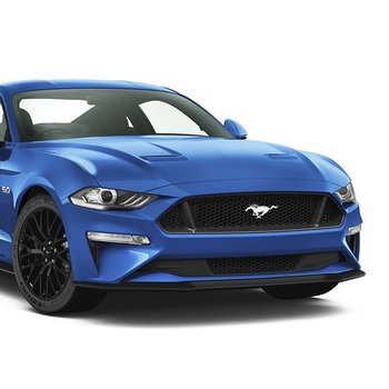 MY19 Velocity Blue GT Mustang Small Image