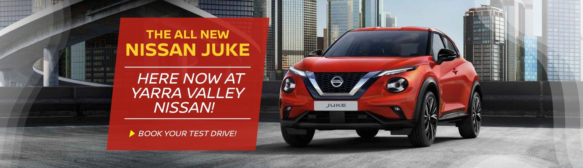 Yarra Valley Nissan - All New Juke