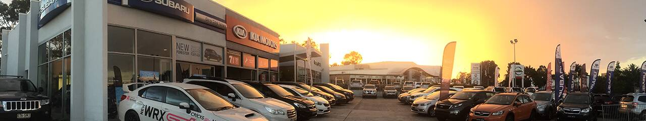 Garry Crick Used Cars Caloundra